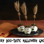 Berry Boo-Tastic Halloween Ghosts Recipe