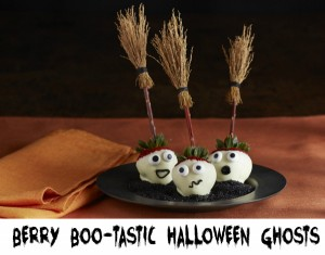 Berry Boo-Tastic Halloween Ghosts