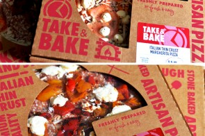 Fresh & Easy Take & Bake Pizza (2)