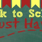 The Ultimate Back To School Guide #PTPABTS