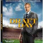 Draft Day DVD & BLURAY – Starring Kevin Costner, Jennifer Garner, Terry Crews, & Others