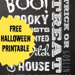 Wake Up With Millstone® Coffee – FREE Halloween Printable