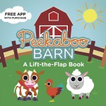 Peekaboo Barn Book – Youngest Readers Lift-A-Flap Book