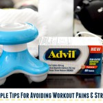Avoiding Workout Pains & Strains –  Tips For Busy Moms #FastAdvil