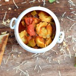 Tortellini and Vegetable Soup Recipe #V8VegOut