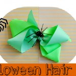 Hairstyles Made Easy With Goody –  Halloween Hair Bow How-To