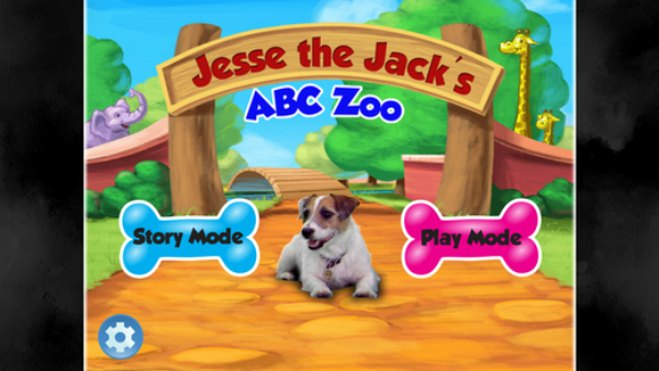New App from Jesse the Jack - ABC Zoo