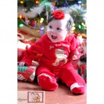 """Babies First Christmas with Babies""""R""""Us #FirstHoliday"""