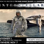 "Paramount Motion Pictures ""Interstellar"" in IMAX November 5, Everywhere November 7th"