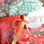 Holiday Craft Ideas – Recycled Milk Carton Gift Boxes