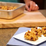 Banana Nut Cereal Energy Bars