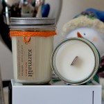 Give The Gift of Handmade – KarmaLit Candles GIVEAWAY