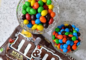 Award Show Celebrations Made More Colorful and Fun with M&M'S!