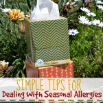 Dealing With Seasonal Allergies #PassThePuffs
