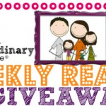 Our Ordinary Life – New Weekly Giveaway!
