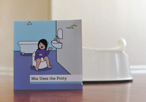 Stepping Stories Mia Uses The Potty Book Personalized (2)