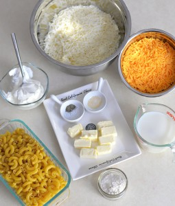 California Dairy Products Mac N Cheese Moms Ingredients