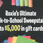 Shamrock Farms Roxie's Ultimate Back-to-School Sweepstakes