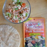 Simple Lunch Ideas With New Chicken of the Sea Flavored Salmon Pouches