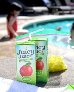 Juicy Juice Apple Kids Pool Snack Idea (1)