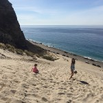 Our Kids Climbed The Sand Dunes At Malibu & Point Magu State Park