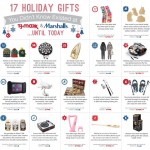 17 Holiday Gifts You Didn't Know Existed at T.J.Maxx & Marshalls… Until Today!