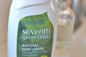 Powerful Clean Without Harsh Chemicals – Using Seventh Generation In Our Kitchen