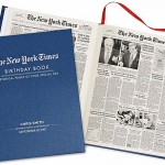 Give The Gift Of History & Learning With A Custom Birthday Book From The New York Times Store