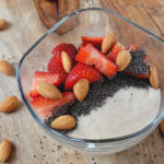 Power Breakfast Ideas – Non-Dairy Yogurt Bowl