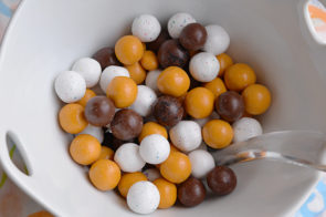 Fun Party Ideas- Flavored Poppable Bite-sized Candy