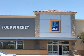 Shopping Our New ALDI Store