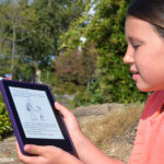 Kindle Helps Building Early Reading Skills