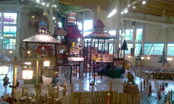 Great Wolf Lodge – Project Green Wolf