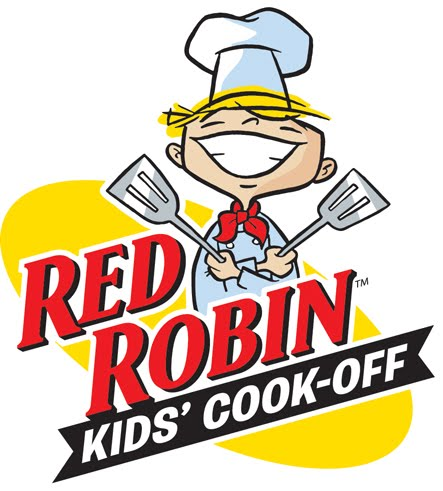 I'm The Portland Correspondent For 5th Annual The Red Robin Kids™ Cook-Off In Devner