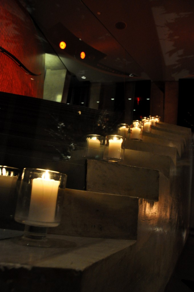 paramount hotel nyc candles romantic