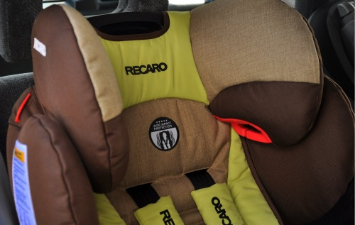 RECARO ProSPORT Carseat Review & Carseat Safety