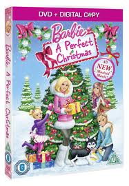 barbie movie perfect christmas dvd movie
