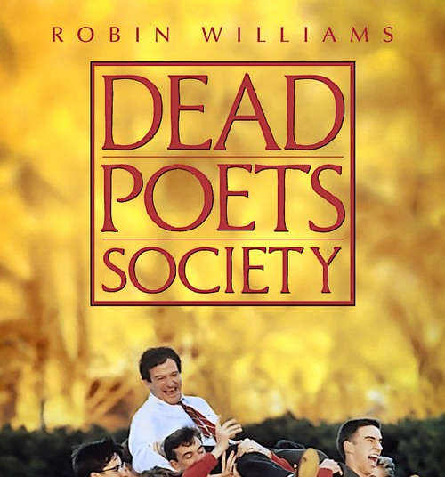 Dead Poets Society Remade for Blu-Ray