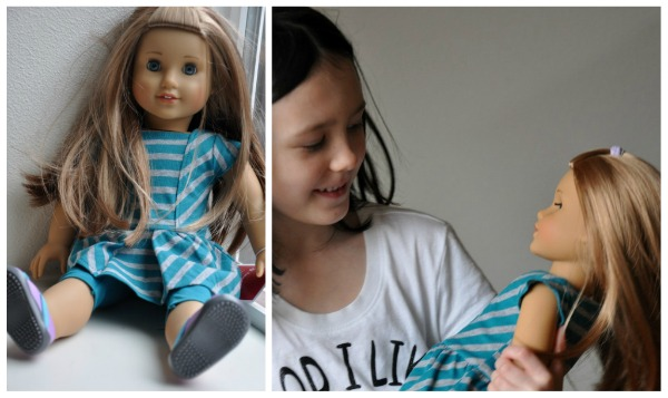 Meet American Girl Mckenna – American Girl's 2012 Girl of the Year!