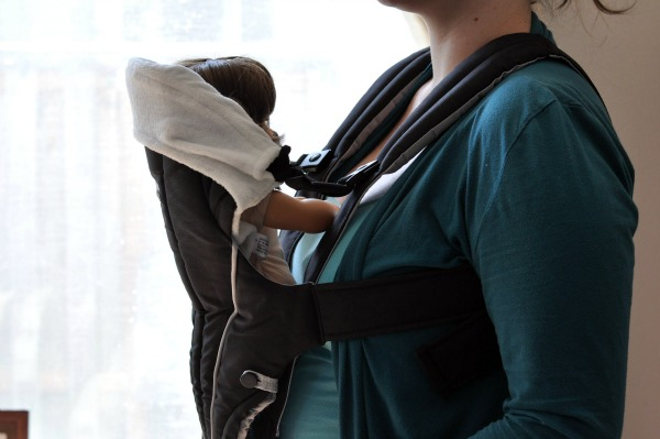 Buying For Baby: Britax Baby Carrier