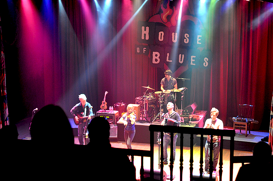 House of Blues Live Music Gaelic Storm