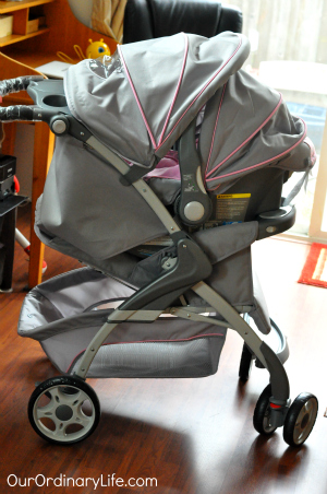 Summer Infant Prodigy Infant Car Seat and Travel System – Giveaway