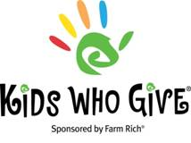 Farm Rich Kicks Off 2012 Kids Who Give Contest