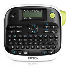 The Epson LabelWorks LW-300 Label Maker