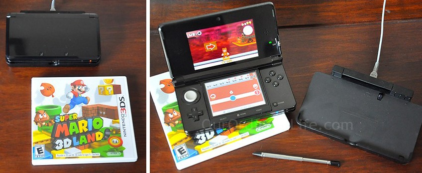 Nintendo 3DS Charging Cradle