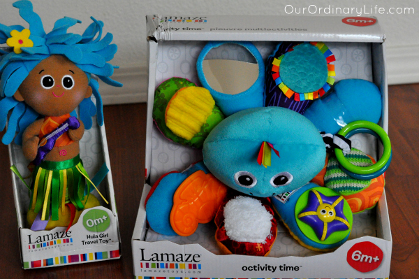 New Lamaze Toys Hit The Big Screen – Giveaway
