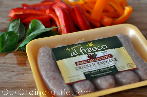 al fresco chicken sausage natural