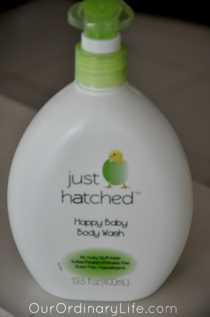 New Baby Care Products: Just Hatched – #SummerFunGiveaway
