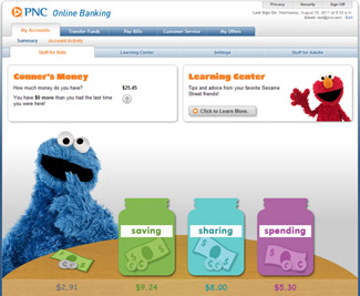 PNC Bank – S Is For Savings