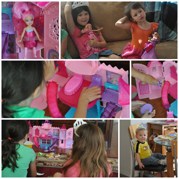 Barbie The Princess and The Popstar Party